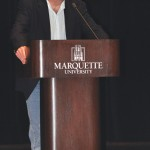 IMAGE: Tom Farley addresses brother's addictions