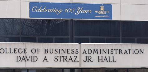 Marquette announces four business dean finalists