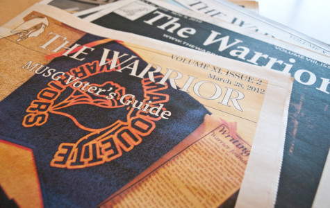 Student-Run Newspaper 'Warrior' Shuts Down for Semester