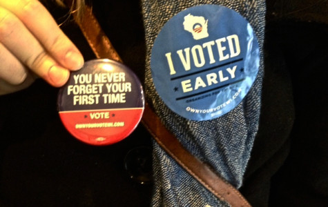 Marquette students hit the polls