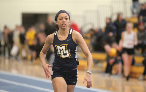 Marquette performs well at blustery Valley Fields