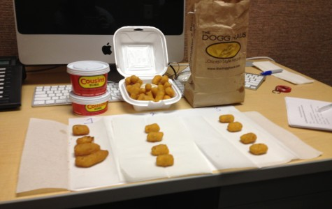 The Marquette Cheese Curd Challenge