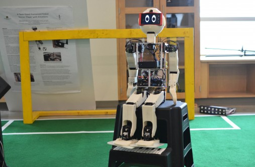 MU team returns from RoboCup in Brazil