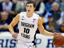 Matt Carlino chose to transfer to Marquette from BYU. Photo via Yahoo.