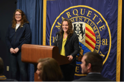 Marquette hires Kieger as new women's basketball coach