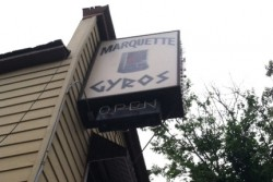 MU declines to renew lease of Marquette Gyros
