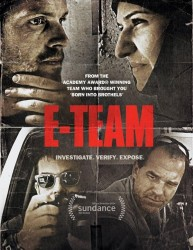 "The documentary ""E-Team"" tells the story of human rights activists working in Syria, Lybia and Kosovo. Photo via bearing news.org."