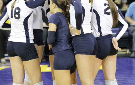 Competition highlights important year for Marquette volleyball