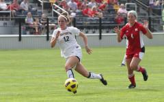 Women's soccer finding identity through tough non-con slate
