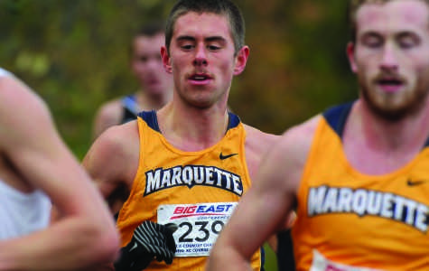 Cross country teams compete at Griak Invite