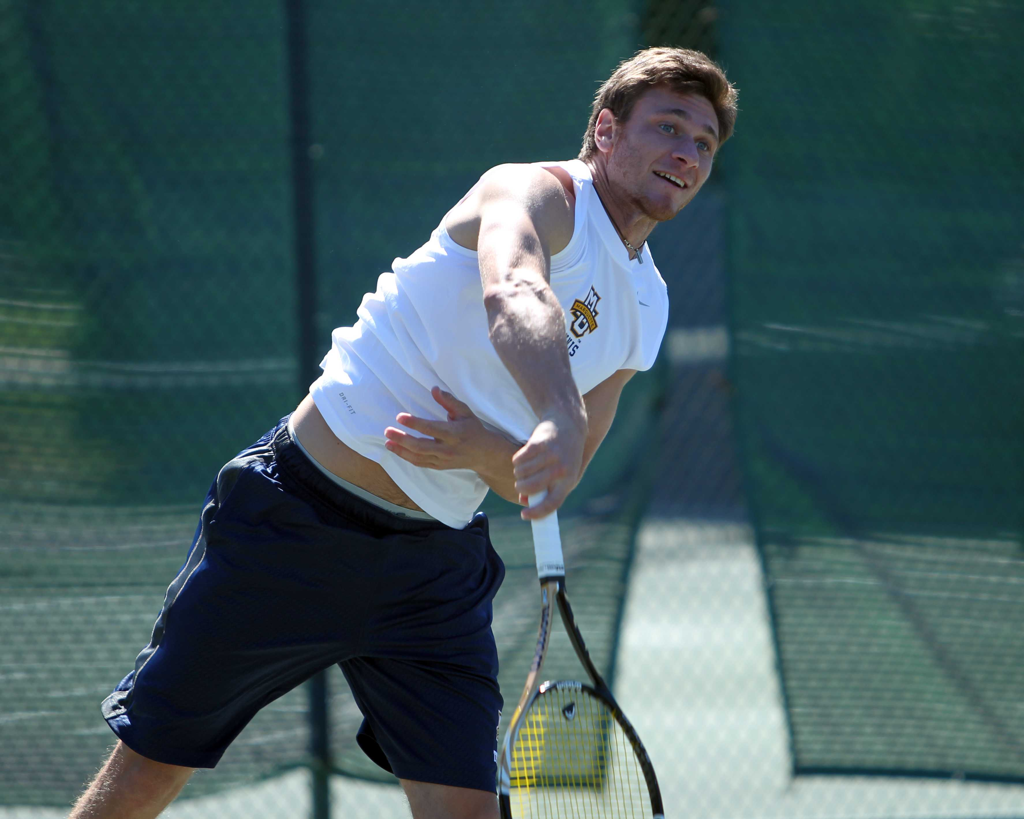Marquette Wire : Doubles claim victory for men's tennis at ...