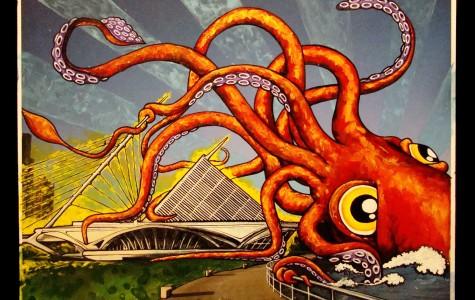 """MilRAWkee Alt"" depicts unique twist on MKE landmarks"