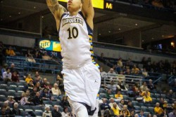 Golden Eagles blowout the Bulldogs in the Al