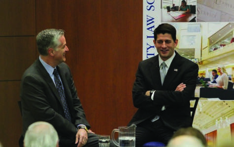 Paul Ryan talks presidency run, foreign policy at Marquette