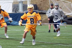 B.J. Grill named USILA Scholar All-American