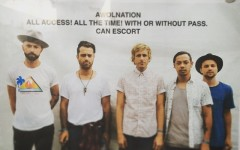 Audio Issues and Underwhelming Crowd Dampen AWOLNATION Performance