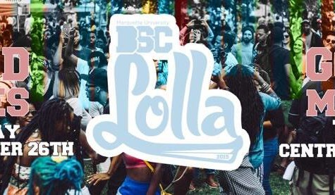 Poetry, song, rap, dance at Black Student Council's Lollapalooza