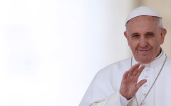 MURPHY: Partisan pope, or partisan perspective?