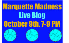 Marquette Madness LIVE BLOG