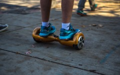 CUMMINGS: Hoverboards – a common sidewalk foe
