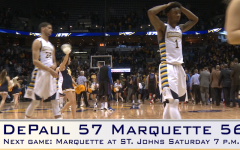 Highlights from Marquette's loss to DePaul