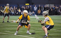 Men's lacrosse loses both weekend scrimmages