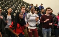 Choir to perform before Democratic debate