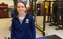 Q&A with women's basketball strength coach Maggie Smith