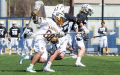 Men's lacrosse holds on to beat Providence