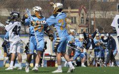 Men's lacrosse falls to Denver in regular season finale