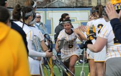 BIG EAST Tourney on the line on women's lacrosse senior day
