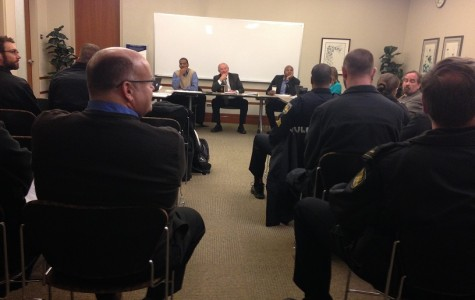 Last MUPD Advisory Board meeting of year discusses taser-use policies