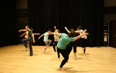 Dance minors showcase talent in final show