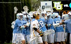 Lacrosse season ends with first round loss to North Carolina