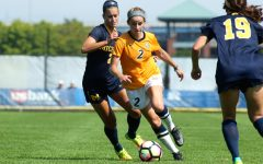 Freshman Emily Hess quickly carves out role