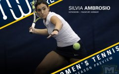 Women's tennis preview: Ambrosio returns after stellar freshman year