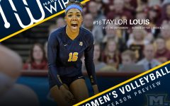 Women's VB Preview: Returning starters anchor promising team