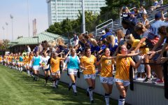 Women's soccer takes down Michigan in home opener