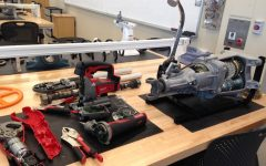 New donation furthers goal of hands-on learning at Machine Design Lab