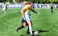 Women's soccer found their offense this weekend