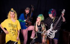 Tacocat grooved to their feminist tunes at Cactus Club
