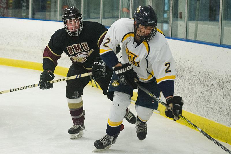 MI H.S.: Redman Finds Hockey Home Upon Return To Midwest