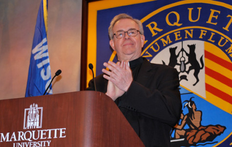 Tribune file photo - The Rev. Robert A. Wild will serve as university interim president during the committee's search
