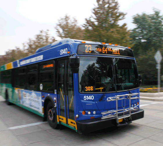 Marquette Sustainability and the Milwaukee County Transit System held two community meetings on campus Nov. 19 to discuss a review of the entire transit system through MCTS NEXT, the first comprehensive review of the system in 40 years where they also proposed new routes. Marquette Wire stock photo