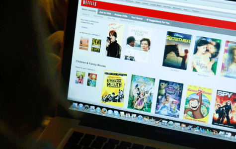 How do Marquette students use Netflix?