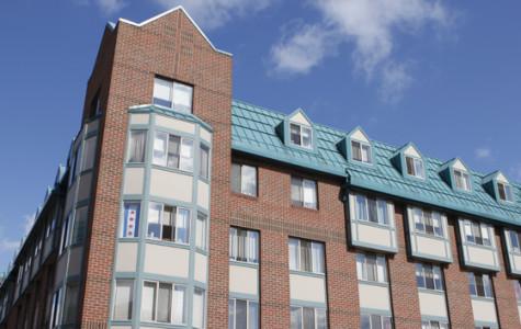 University apartments experience tenant shortage