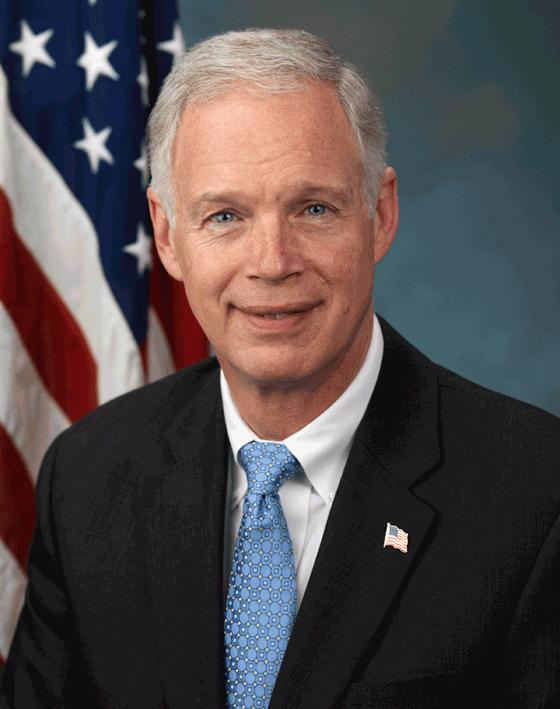 Ron Johnson. Photo courtesy of ronjohnson.senate.gov