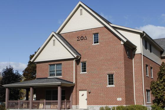 Fraternity on probation over hazing allegations