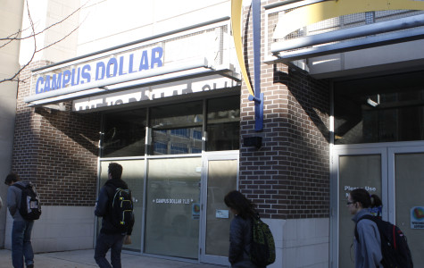 Former Campus Dollar location still vacant more than two years later