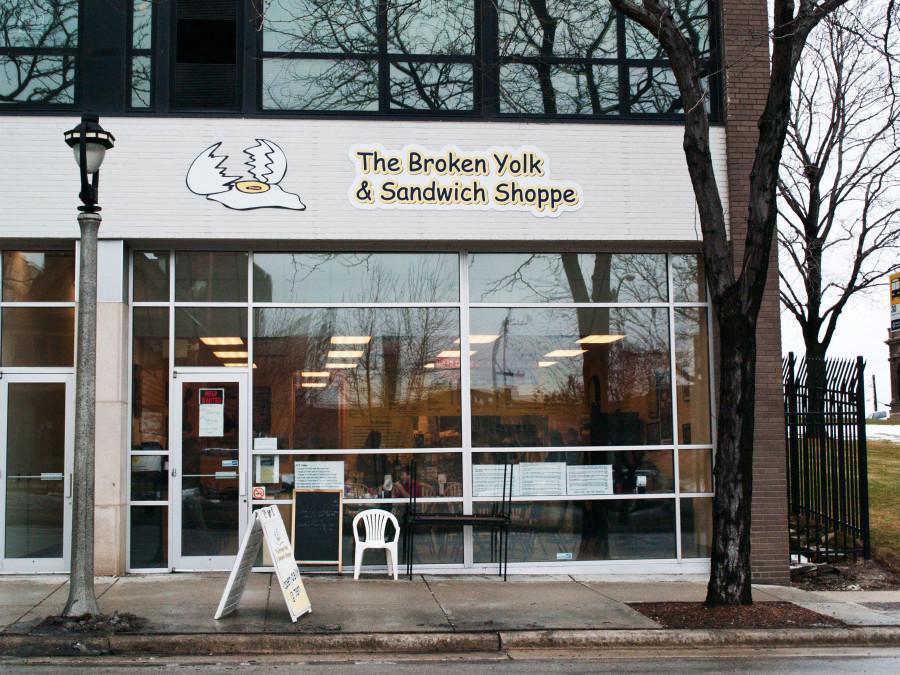 Old Broken Yolk. Photo by Daniel Alfonzo/daniel.alfonzo@marquette.edu